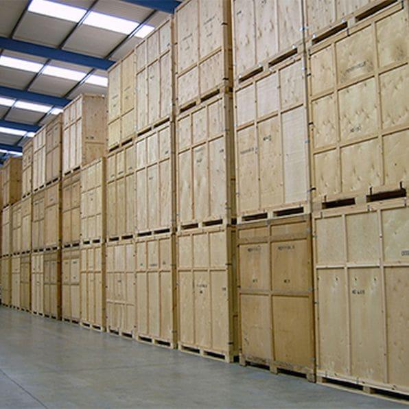 Pitmans Container Storage