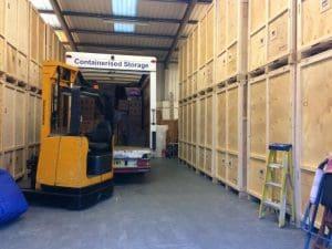 Dorset Container Storage